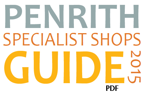 Penrith Specialist Shops Guide 2015